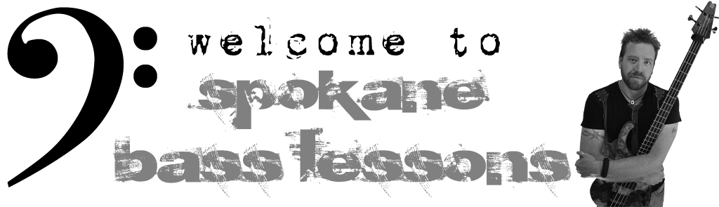 Spokane Bass Lessons Key Signature Chart | Spokane Bass